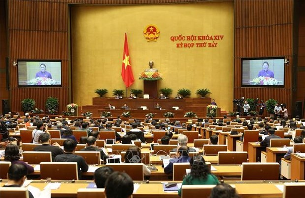 National Assembly's eighth session to begin on October 21 hinh anh 1