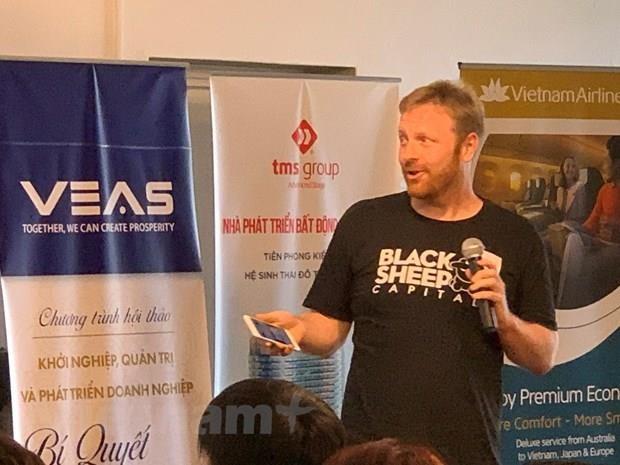 Seminar talks Vietnam business development in Sydney hinh anh 1