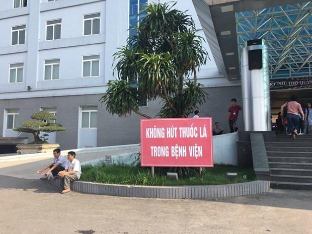 Hanoi, HCM City build smoke-free environments in public areas hinh anh 1