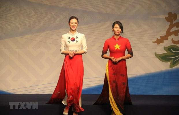 Vietnamese, Korean women contribute to promoting bilateral ties hinh anh 1