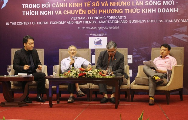 Digital transformation essential for business in 4IR era hinh anh 1