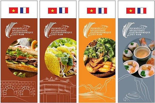 Vietnamese cuisine promoted in France's Argeles-sur-Mer city hinh anh 1