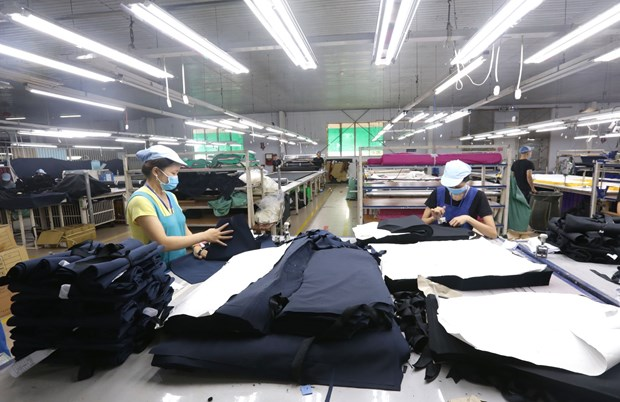 China boosts ties with Mekong nations in textile, apparel hinh anh 1