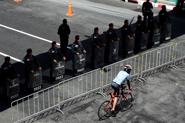 Thailand orders security reviews ahead of 35th ASEAN Summit hinh anh 1