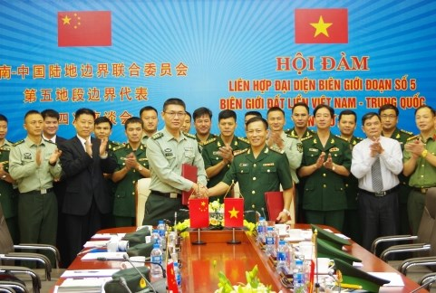 Cao Bang reviews enforcement of Vietnam-China border documents hinh anh 1