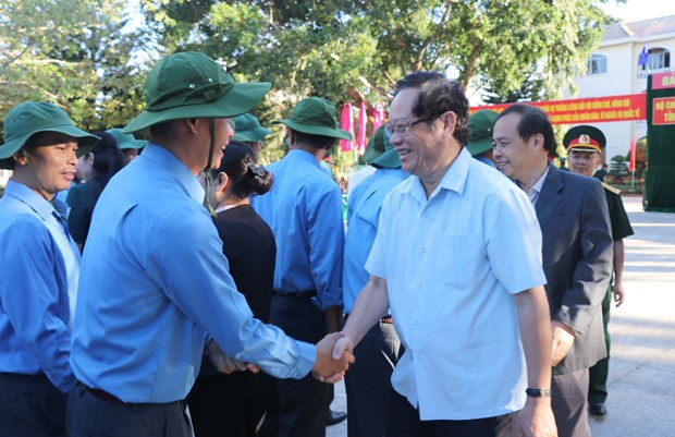Gia Lai begins latest search for martyrs' remains in Cambodia hinh anh 1