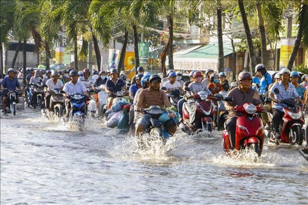 Norway helps Vietnam improve marine forecast capacity hinh anh 1