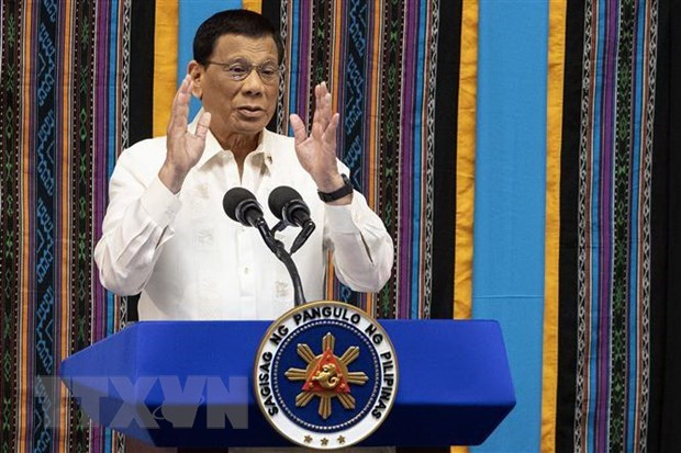 Philippine President cuts short Japan trip due to health reasons hinh anh 1