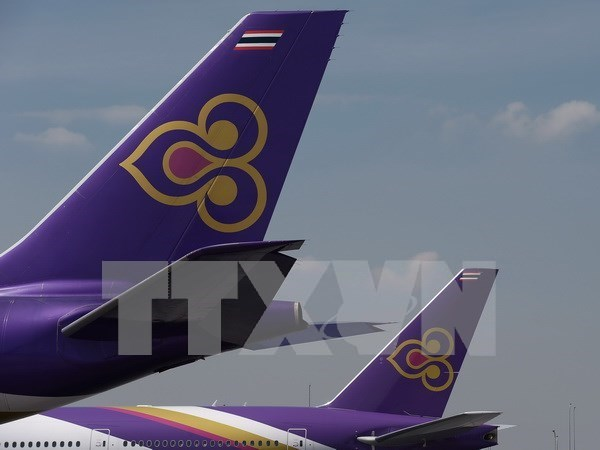 Thai Airways considers to cancel flights to four Southeast Asian nations hinh anh 1
