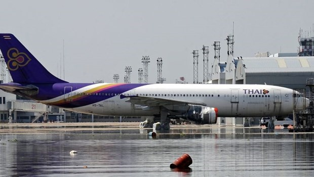 Thai Airways rejects reports on cancellation of services to 4 ASEAN countries hinh anh 1