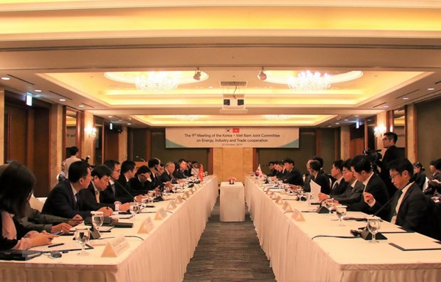Vietnam, RoK agree to boost cooperation in energy, industry, trade hinh anh 1