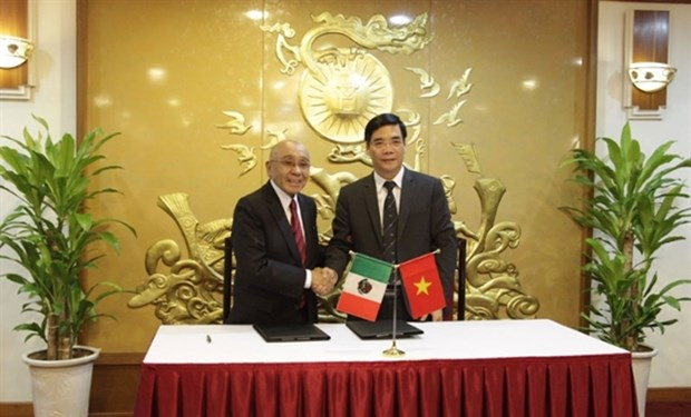 Vietnam, Mexico to boost agriculture, seafood cooperation hinh anh 1