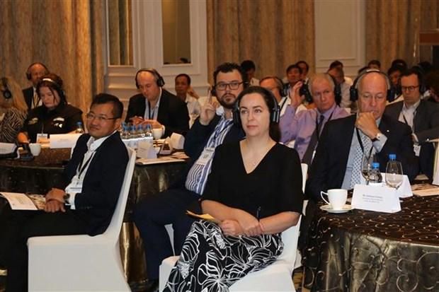 Vietnam-Australia seminar talks vocational training hinh anh 1
