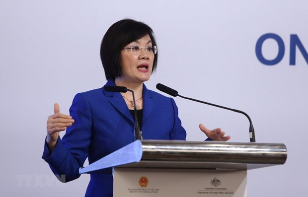 Vietnamese diplomats urged to adapt to digital era hinh anh 1