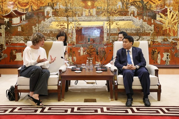 Hanoi pushes up cultural cooperation with Netherlands hinh anh 1