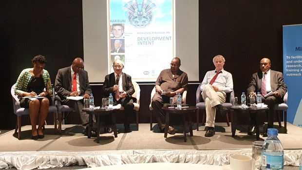 Vietnam's reform experience shared at high-level dialogue in Tanzania hinh anh 1