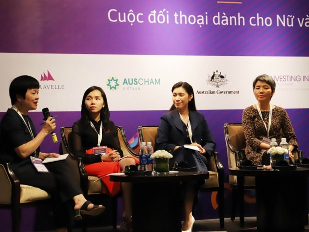 Seminar seeks measures to promote women's economic empowerment hinh anh 1