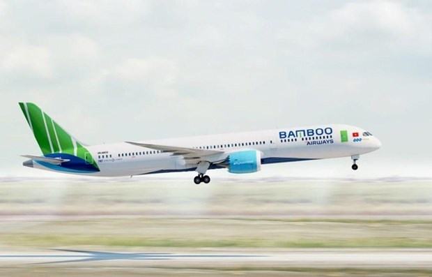 Bamboo Airways adds two more aircraft to its fleet hinh anh 1