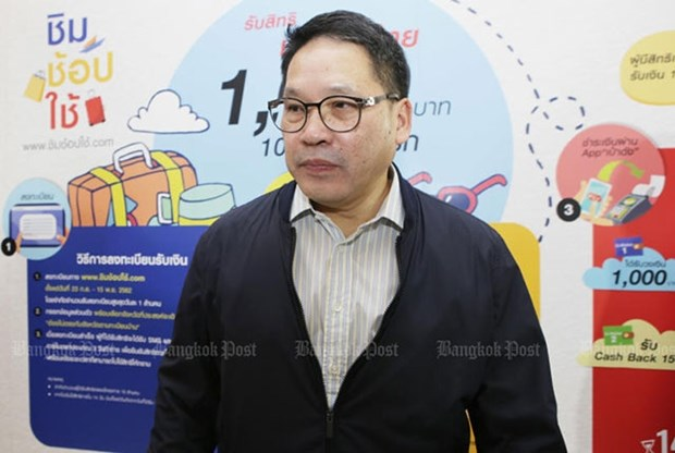 Thailand takes additional economic stimulus package hinh anh 1