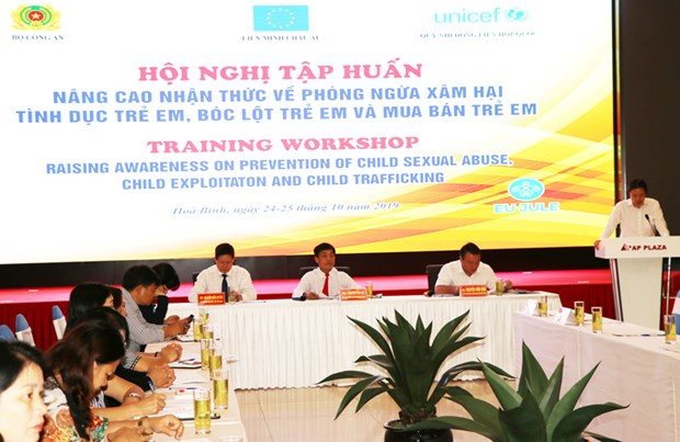 Workshop seeks to raise awareness of child protection hinh anh 1