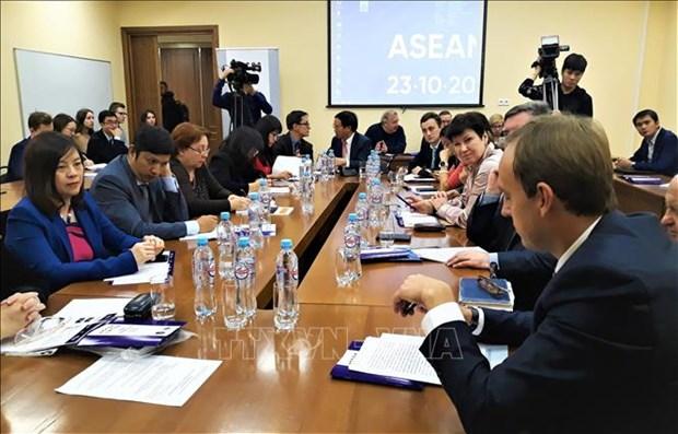 Vietnam endorses ASEAN-Russia cooperation: Ambassador hinh anh 1