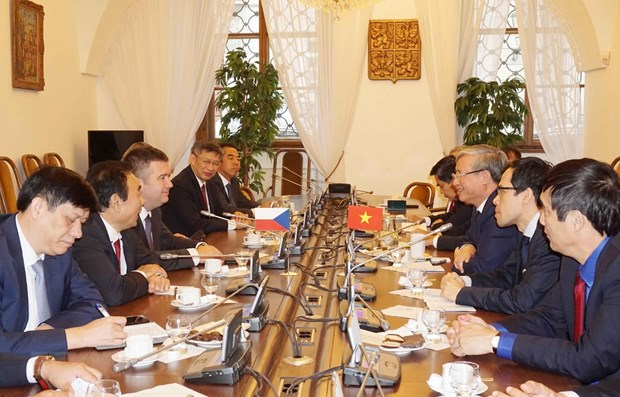 Vietnam – Czech Republic's leading important partner in Southeast Asia hinh anh 1