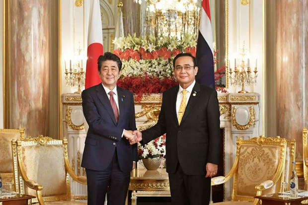 Japan supports RCEP conclusion this year hinh anh 1