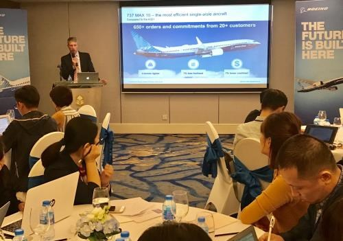 Vietnam a driver in Southeast Asia's aviation growth: Boeing hinh anh 1