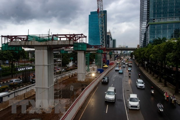 ADB approves 100 million USD loan to Indonesia to build infrastructure hinh anh 1