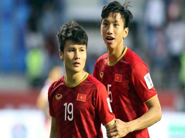 Coach Park calls players for clashes against UAE, Thailand hinh anh 1