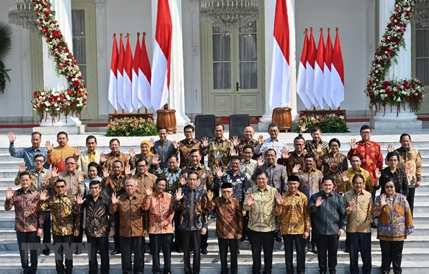 Indonesian President announces 12 new deputy ministers hinh anh 1