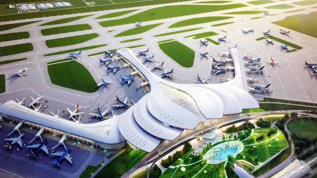 Long Thanh airport will operate by 2025: transport minister hinh anh 1