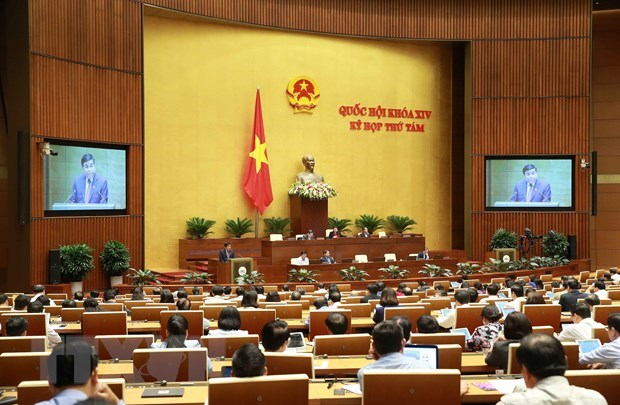 NA deputies to debate amendments to Law on Government Organisation hinh anh 1