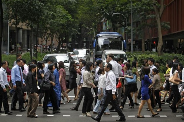 Singapore: Unemployment rate rises in Q3 hinh anh 1