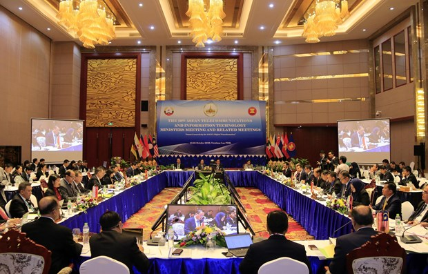 ASEAN to reinforce ties to boost digital transformation hinh anh 1