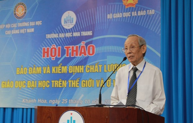 Seminar discusses ways to improve tertiary education quality hinh anh 1