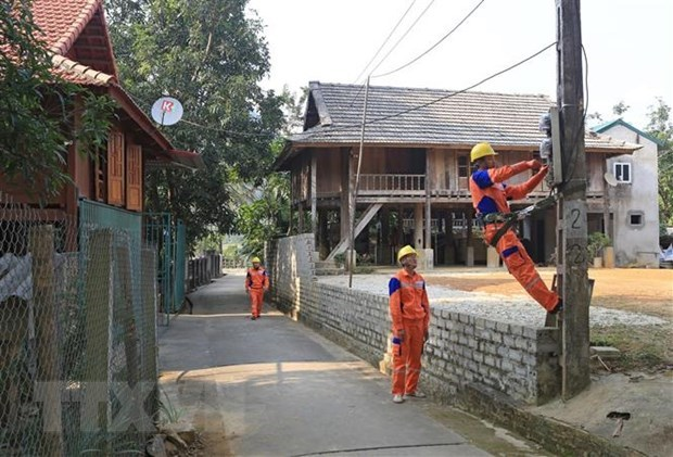 Vietnam stands fourth in ASEAN in electricity access index hinh anh 1
