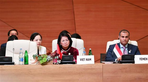 Vietnam willing to join hands with NAM members to deal with challenges hinh anh 1