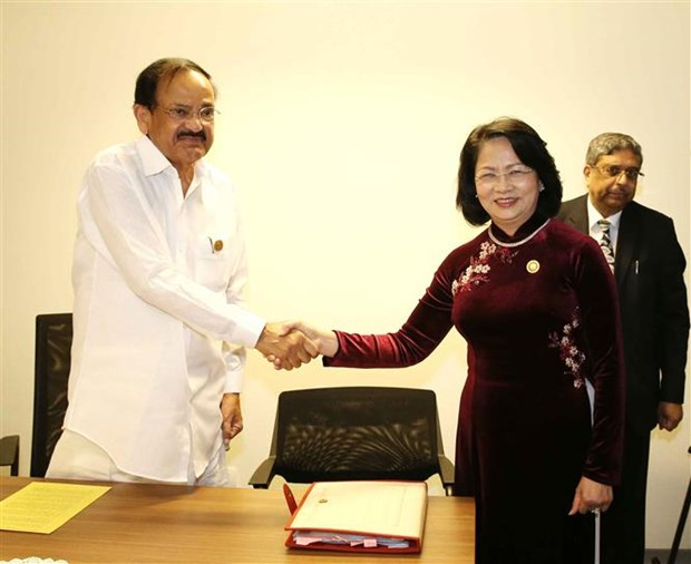 Vietnam willing to join hands with NAM members to deal with challenges hinh anh 2