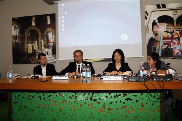 Vietnam becomes increasingly attractive to Italian firms hinh anh 1