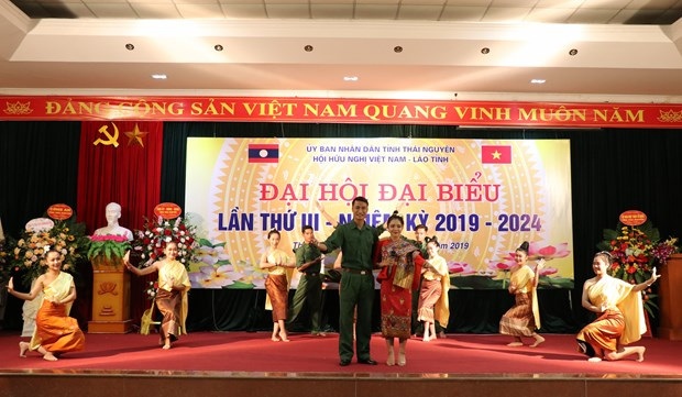 Association contributes to Vietnam-Laos relations hinh anh 1