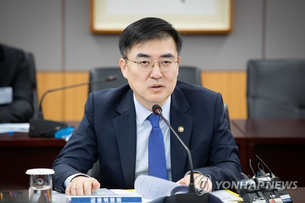 RoK to promote fintech cooperation with ASEAN hinh anh 1