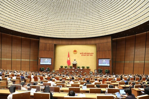 NA to question Government members on four groups of issues hinh anh 1