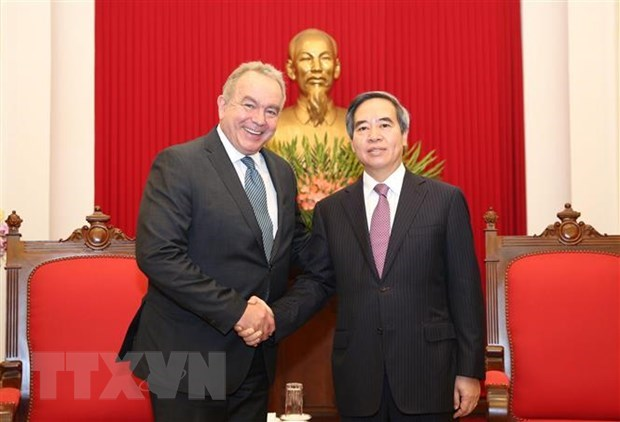 Vietnam values relations with US: Party official hinh anh 1