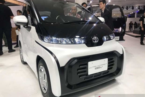 Toyota to produce electric vehicles in Indonesia hinh anh 1