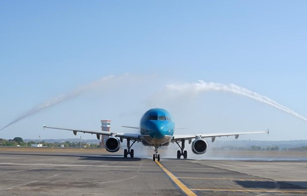 Vietnam Airlines opens HCM City – Bali direct air route hinh anh 1