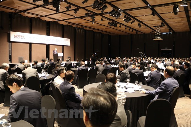 First Vietnam Economic Forum held in Seoul hinh anh 1