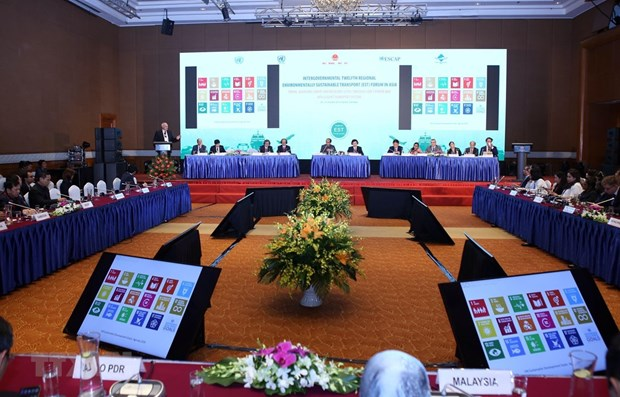 Forum discusses smart, sustainable, adaptable cities hinh anh 1