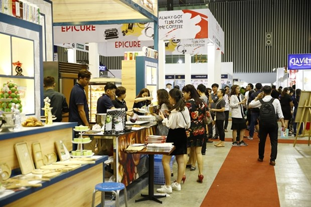 HCM City to host international retail tech, franchise expo hinh anh 1