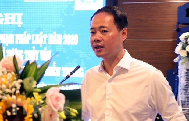Vietnamese official named as Vice President of WMO's Region II hinh anh 1